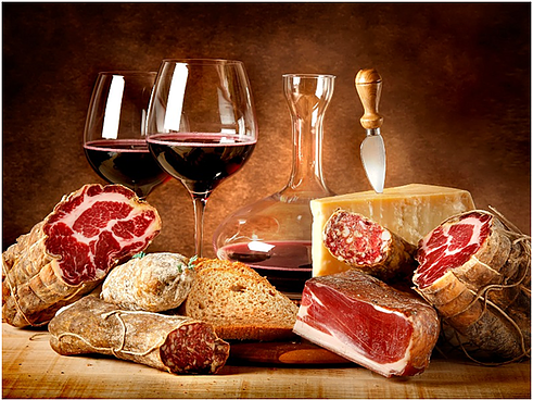 Foods That Should Never Be Paired With Italian Wine